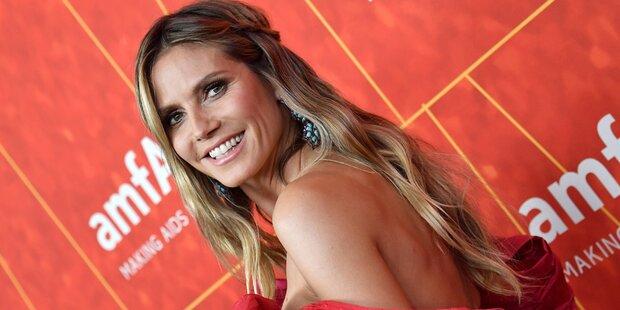 Topmodel: Alles neu bei Heidi-Show