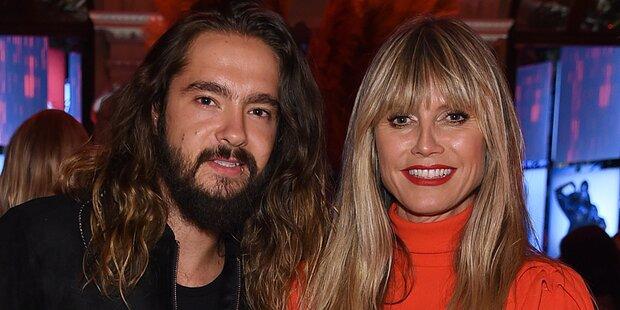 Klum und Kaulitz: Wirbel um ersten Auftritt als Ehepaar