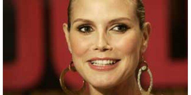 Heidi Klum sucht die neuen Top-Models