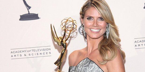 Heidi Klum heimst einen Emmy ein