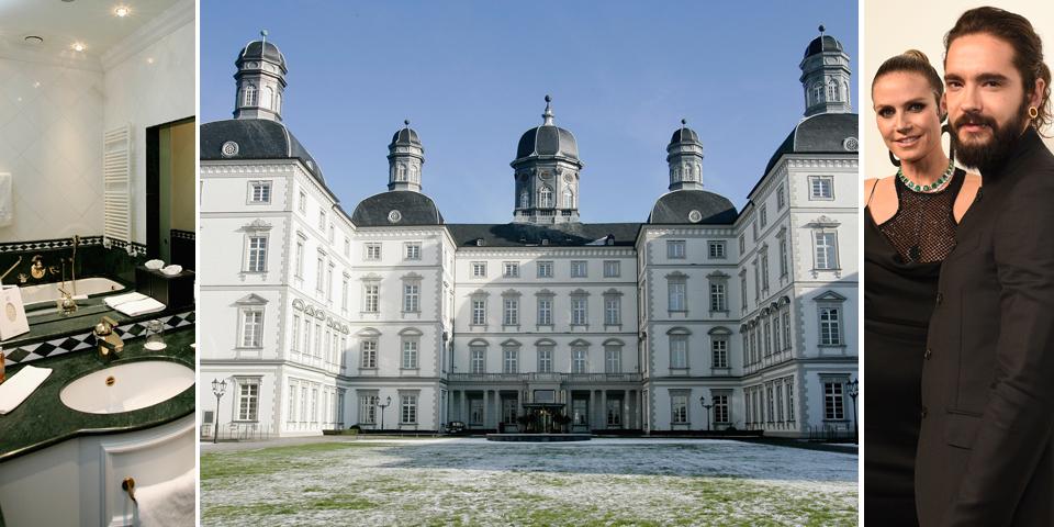 Schloss Bensberg Klum Kaulitz