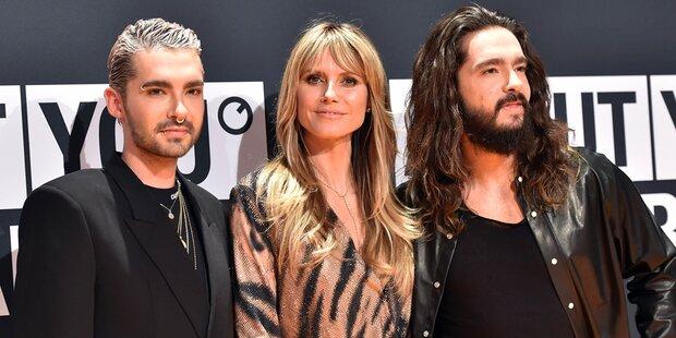 Ups: 'Tokio Hotel'-Auftritt vor halb leerer Halle