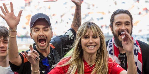 Übernehmen Kaulitz-Twins das Klum-Imperium?