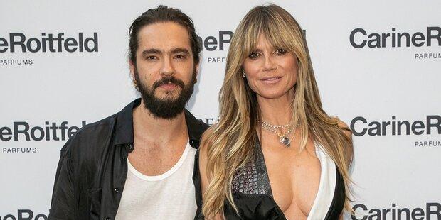 Klum und Kaulitz: Geheim-Hochzeit am...