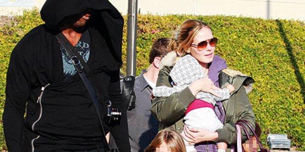 Heidi Klum: Ausflug mit Tochter Lou