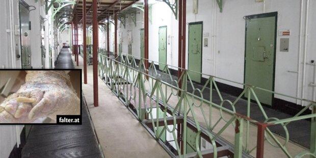 Gefängnis-Skandal erschüttert Österreich