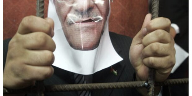 Israel inhaftiert ohne Prozess