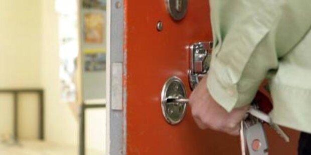 Unzurechnungsfähige Täter hinter Gitter