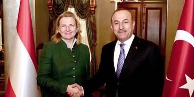 Türkei-Reise: Großer Erfolg für Kneissl