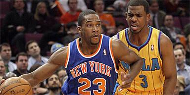NY Knicks weiter am Vormarsch