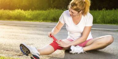 Knieschmerzen: Die häufigsten Irrtümer