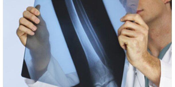 Bio-Knochen ersetzen Metallimplanate