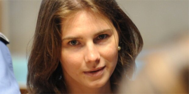 Amanda Knox in Italien entlastet