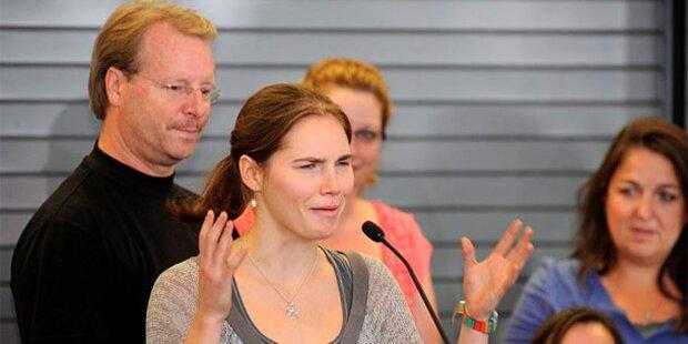 Amanda Knox droht neuer Prozess
