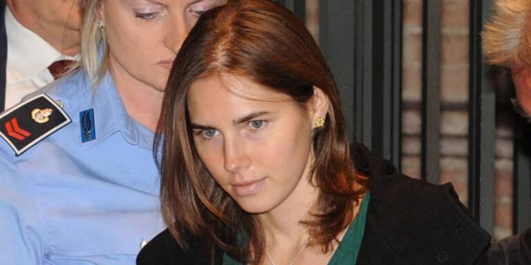 Amanda Knox: Freispruch aufgehoben