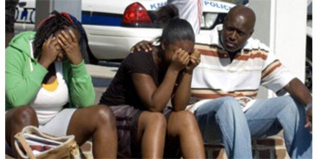 US-Teenager erschoss 16-jährigen Mitschüler
