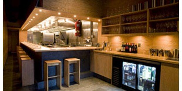 In-Restaurant ohne Speisekarte in Manhattan