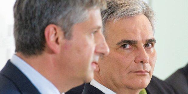 Koalition: Krach um Reichensteuern