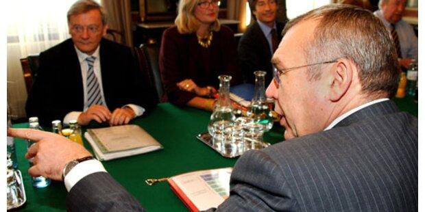 Einigung bei Eurofightern, Mineralölsteuer, Kindergeld