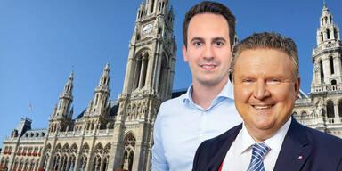 Wiener Koalition: Alles läuft in Richtung Rot-Pink