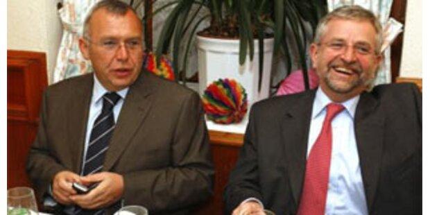 Wähler misstrauen dem Koalitionsfrieden