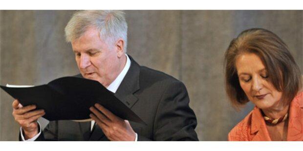 Seehofer neuer Ministerpräsident Bayerns