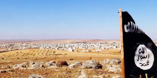 Kurden, Türkei und ISIS