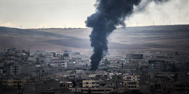 Kobane: Kurden rücken weiter vor