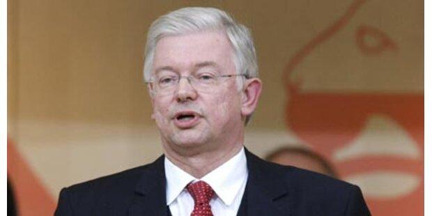 Bombendrohung gg. Ministerpräsident Koch
