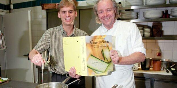 Kochbuch für Blinde und Sehende