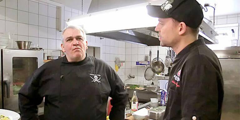 RTL 2-Kochprofis flogen aus steirischem Gasthaus