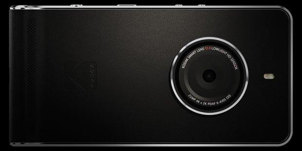 Kodak-Smartphone im Retro-Design