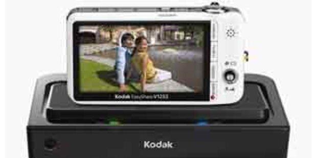 Kodak-Kameras mit HD-Videofunktionen