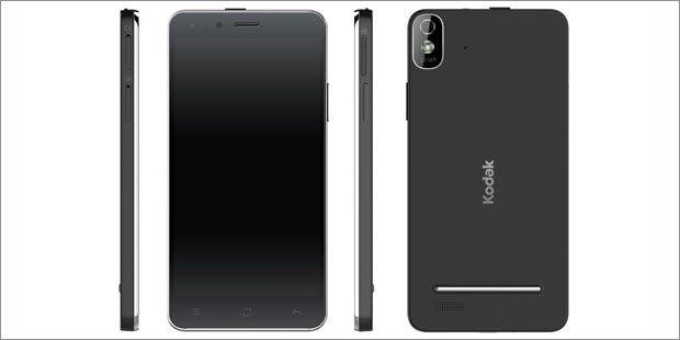 Kodak-Comeback mit Foto-Smartphone