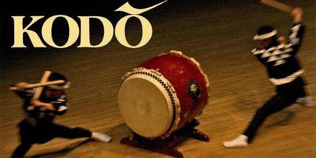 Trommel-Pioniere KODO gastieren in Wien