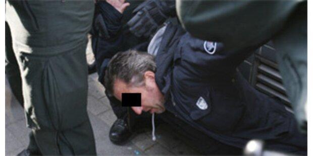 FPÖ-Ärger über linke Attacke bei rechter Demo