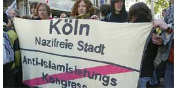 Anti-Islam-Kundgebung von Rechtsextremen untersagt