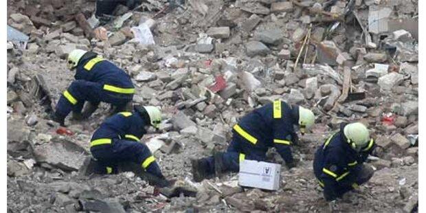 2. Vermisster unter Trümmern gefunden