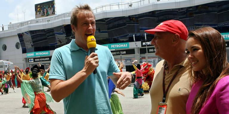 Formel 1 Moderator Rtl