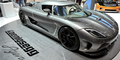 Koenigsegg Agera. Bild: AP