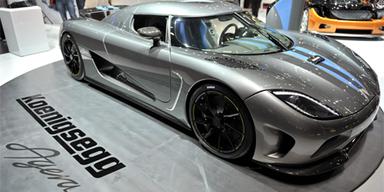Die automobilen Exoten vom Genfer Salon