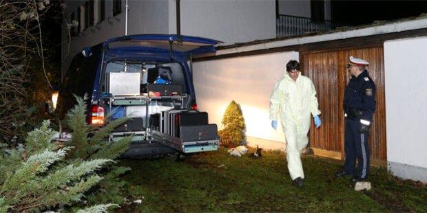 Mord an Arzt-Witwe: Dritter Mann festgenommen