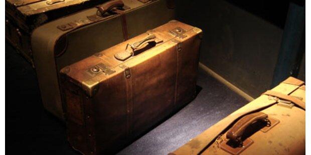 Täglich gehen 10.000 Koffer verloren