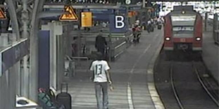Kofferbomber identifizierte sich auf Video