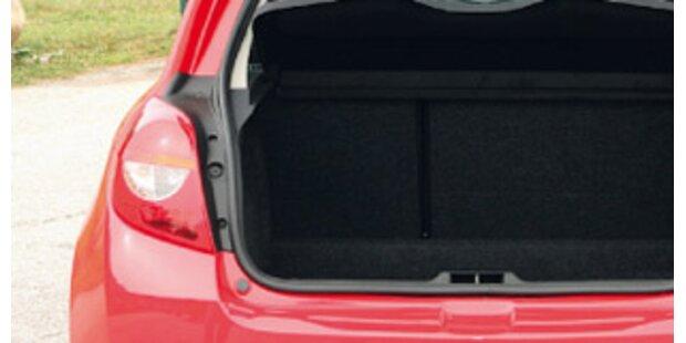 Frau nach Tagen aus Kofferraum ihres Wagens befreit