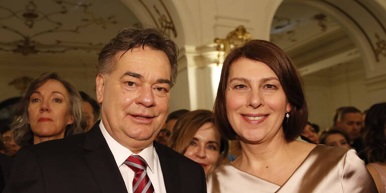 22. Opernredoute Graz - erstmals mit einem Grünen Vizekanzler