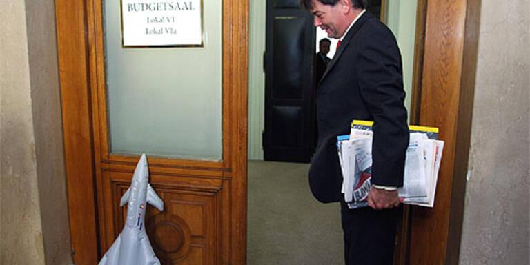 Opposition fordert Offenlegung des RH-Berichts