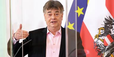 Vizekanzler und Sportminister Kogler gibt Lockerungen im Sport bekannt