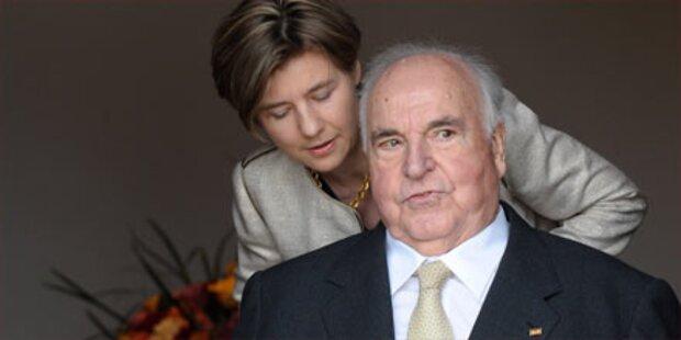 Kohl-Tod: Van der Bellen und Kurz würdigen