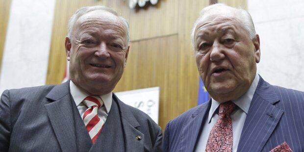 Seniorenrat: Blecha & Kohl als Präsidenten
